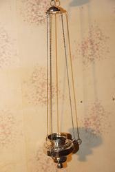 Лампада церковная в стиле Ампир,  серебро «84» пробы. Москва,  1833 гг.